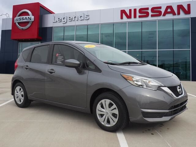 2017 Nissan Versa Note S Plus Kansas City KS