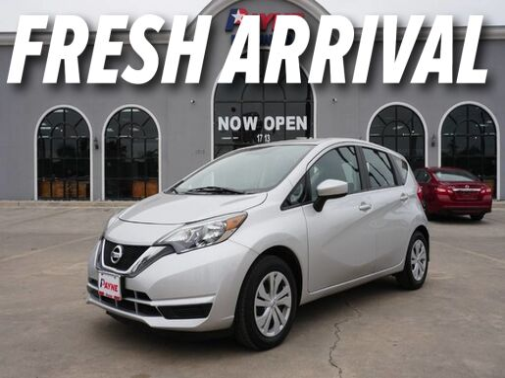 2017 Nissan Versa Note S Plus Rio Grande City TX