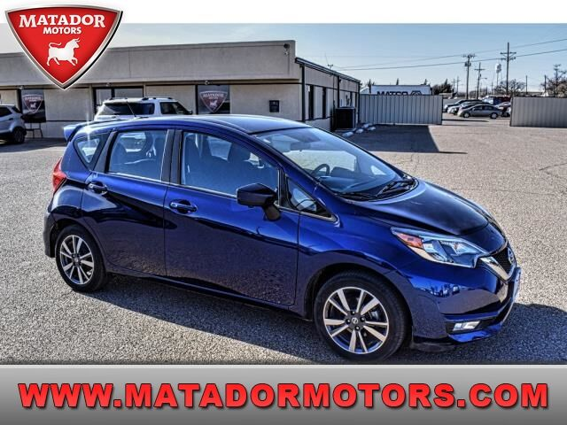 2017 Nissan Versa Note SL CVT Wolfforth TX