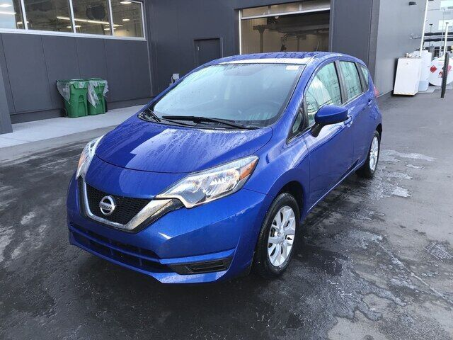 2017 Nissan Versa Note SV | AUTOMATIC |*NISSAN CERTIFIED* Calgary AB