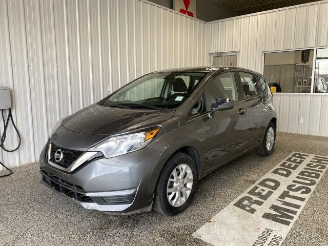 2017 Nissan Versa Note SV Red Deer County AB
