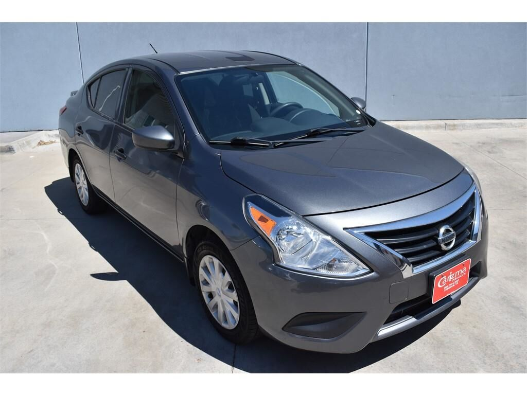 2017 Nissan Versa Sedan S AUTO *LTD AVAIL* Lubbock TX