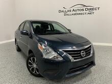 2017_Nissan_Versa Sedan_S_ Carrollton  TX