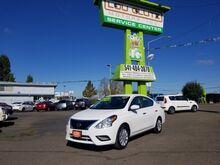 2017_Nissan_Versa Sedan_S_ Eugene OR