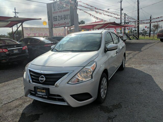 2017 Nissan Versa Sedan S Plus Brownsville TX