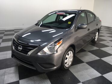 2017_Nissan_Versa Sedan_S Plus_ Chattanooga TN