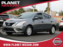 2017_Nissan_Versa Sedan_S Plus_ Las Vegas NV