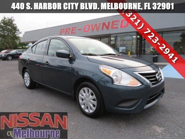 2017 Nissan Versa Sedan S Plus Melbourne FL