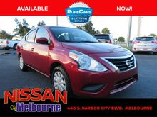 2017_Nissan_Versa Sedan_S Plus_ Melbourne FL
