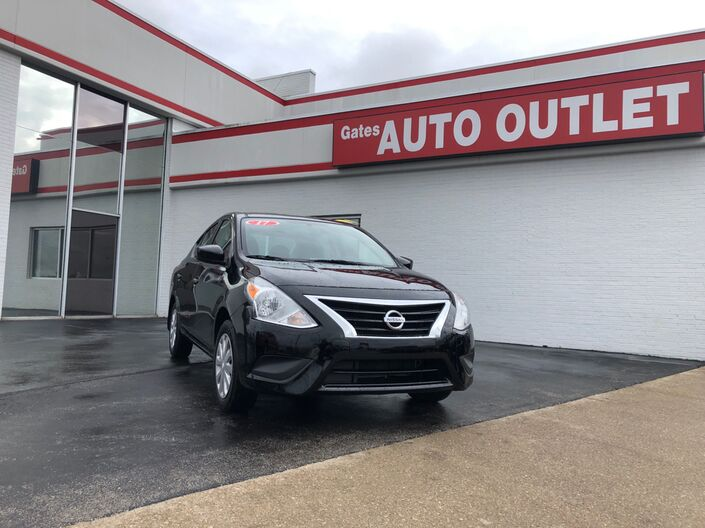 2017 Nissan Versa Sedan S Lexington KY