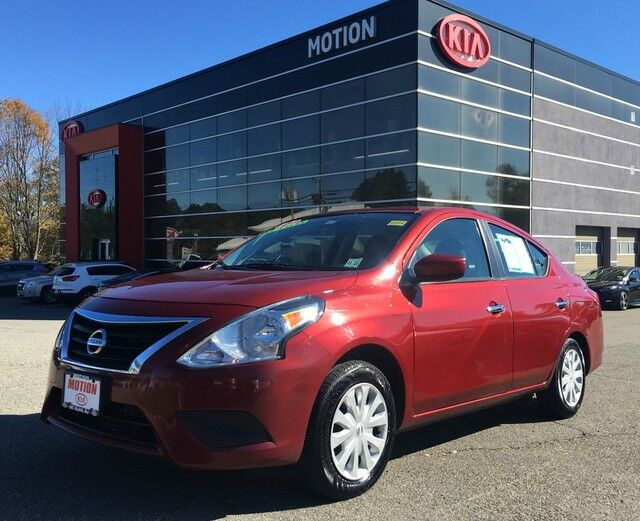 2017 Nissan Versa Sedan SV Hackettstown NJ