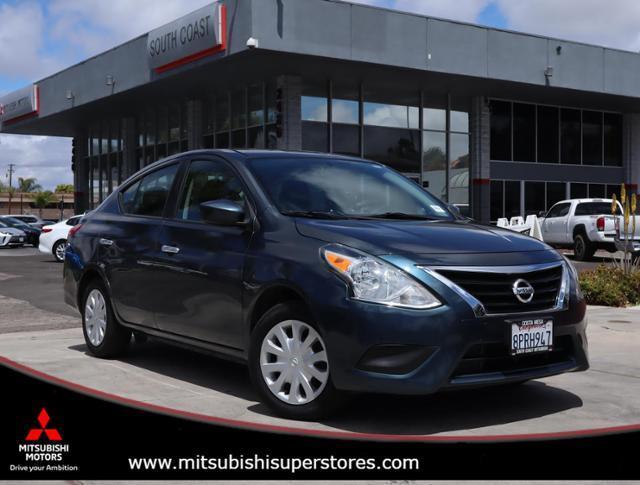 2017 Nissan Versa Sedan SV Cerritos CA