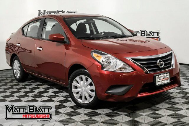 2017 Nissan Versa Sedan SV Egg Harbor Township NJ