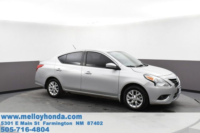 2017 Nissan Versa Sedan SV Farmington NM