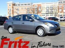 2017_Nissan_Versa Sedan_SV_ Fishers IN