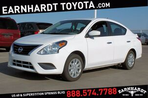 2017_Nissan_Versa Sedan_SV *GREAT ON GAS!*_ Phoenix AZ