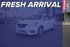 2017_Nissan_Versa Sedan_SV_ Mission TX