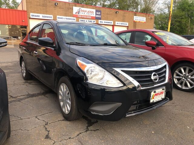 2017 Nissan Versa Sedan SV South Amboy NJ