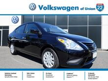 2017_Nissan_Versa Sedan_SV_ Union NJ