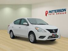 2017_Nissan_Versa Sedan_SV***ONE OWNER***BACK UP CAMERA***_ Wichita Falls TX