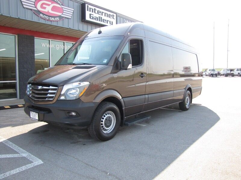 2017 No Make Sprinter 170 Extended Diesel Cargo Van Collinsville OK