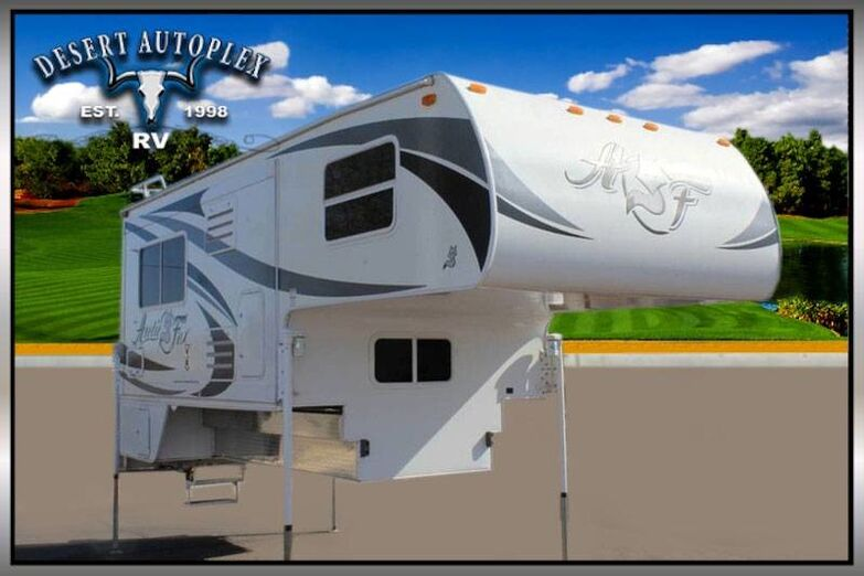 2017 Northwood Arctic Fox 1150 Single Slide Truck Camper Mesa AZ