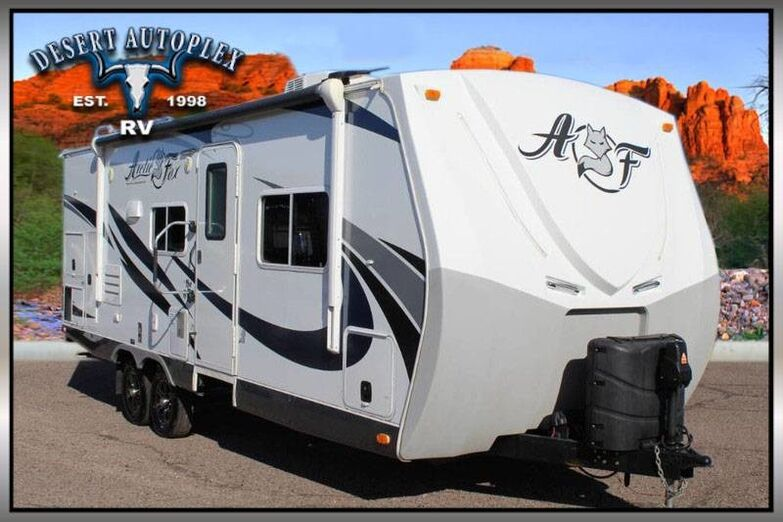2017 Northwood Arctic Fox 24J Single Slide Travel Trailer Mesa AZ