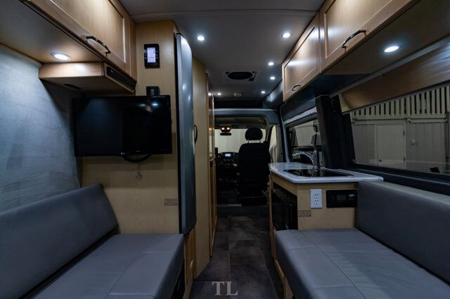 2017 Pleasure Way Lexor TS Class B RV Red Deer AB