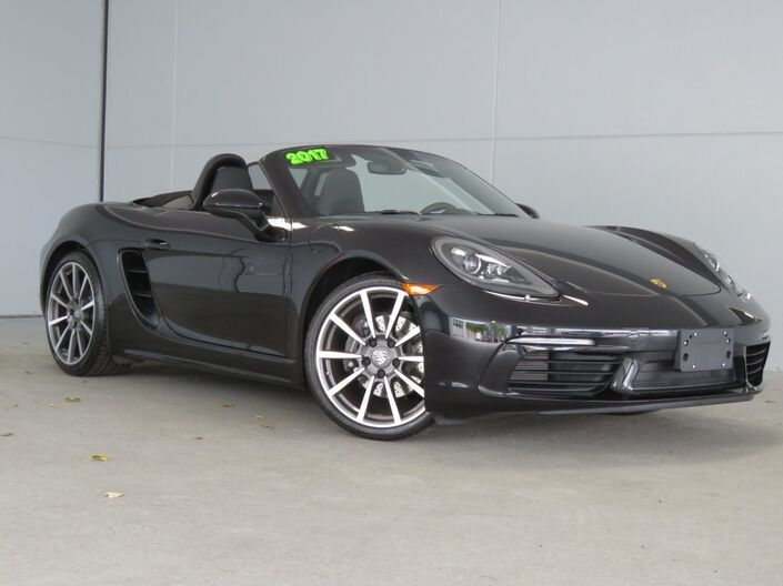 2017 Porsche 718 Boxster Base Merriam KS