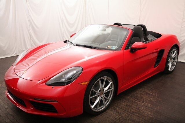 2017 Porsche 718 Boxster Base Pittsburgh PA