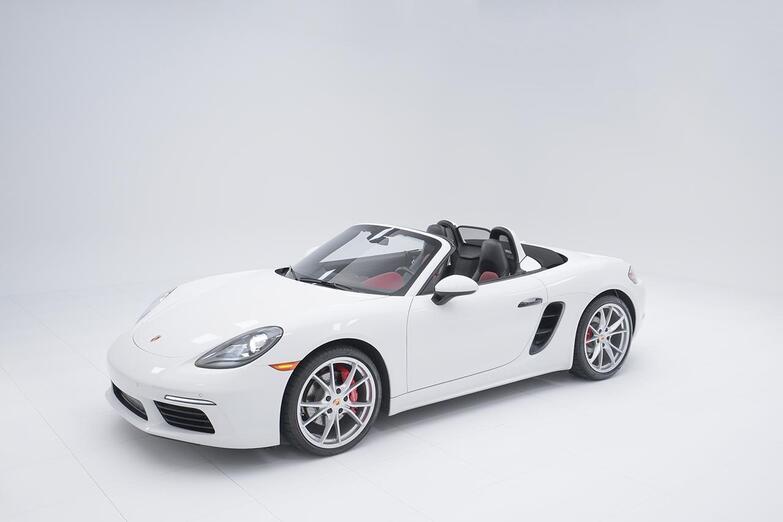 2017 Porsche 718 Boxster S Pompano Beach FL