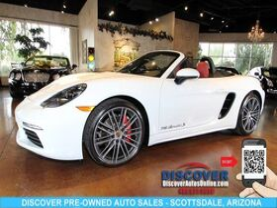 2017_Porsche_718 Boxster S_Roadster 2D_ Scottsdale AZ
