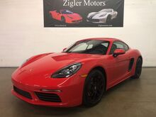 2017_Porsche_718 Cayman_6-Speed Manual 3kmi /Apple Car Play/ like new_ Addison TX