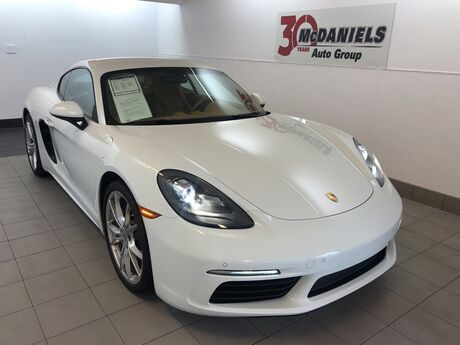 2017 Porsche 718 Cayman Base Columbia SC