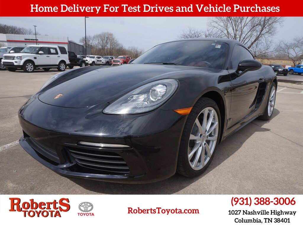 2017 Porsche 718 Cayman Base Columbia TN