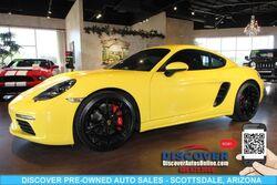 Porsche 718 Cayman S Coupe 2D Scottsdale AZ