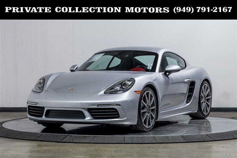2017_Porsche_718 Cayman_S MSRP $93,175_ Costa Mesa CA