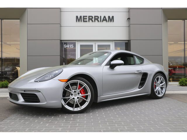 2017 Porsche 718 Cayman S Merriam KS