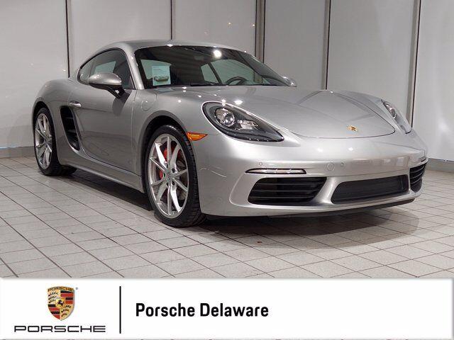 2017 Porsche 718 Cayman S Newark DE