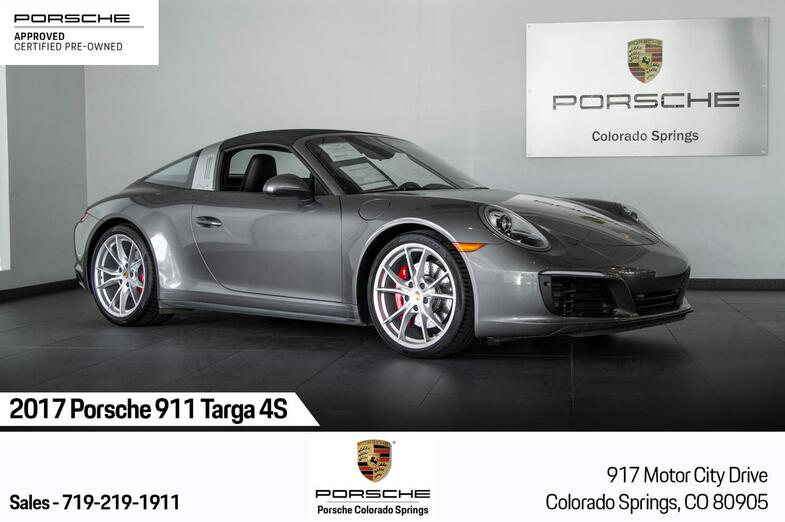 2017 Porsche 911 911 Targa 4S Colorado Springs CO