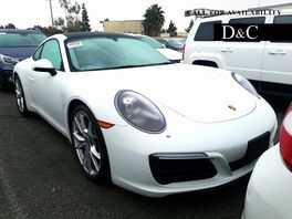 2017_Porsche_911_Carrera_ Portland OR