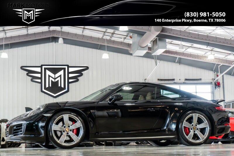 2017_Porsche_911_Carrera 4S_ Boerne TX