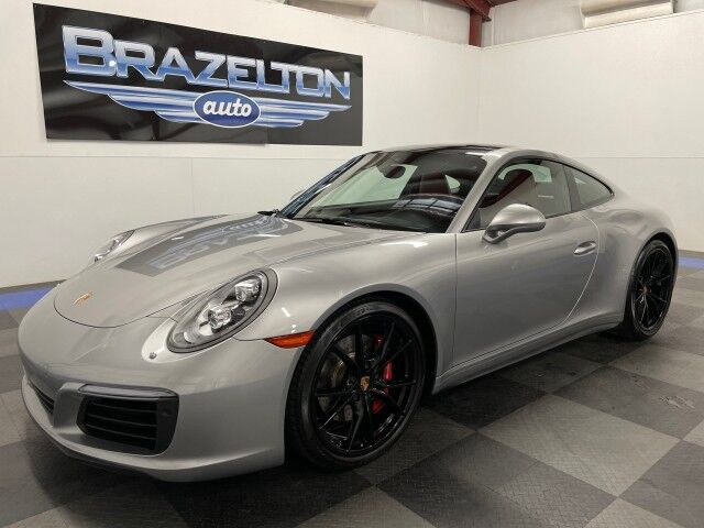2017 Porsche 911 Carrera 4S, Exclusive Powerkit, Premium Pkg Plus, Only 8k miles Houston TX
