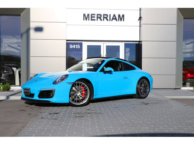 2017 Porsche 911 Carrera 4S Merriam KS