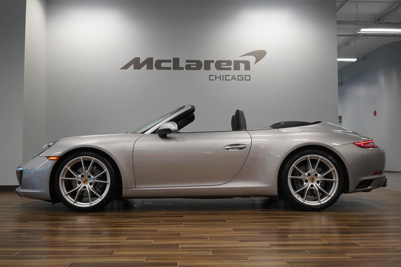 2017 Porsche 911 Carrera Chicago IL