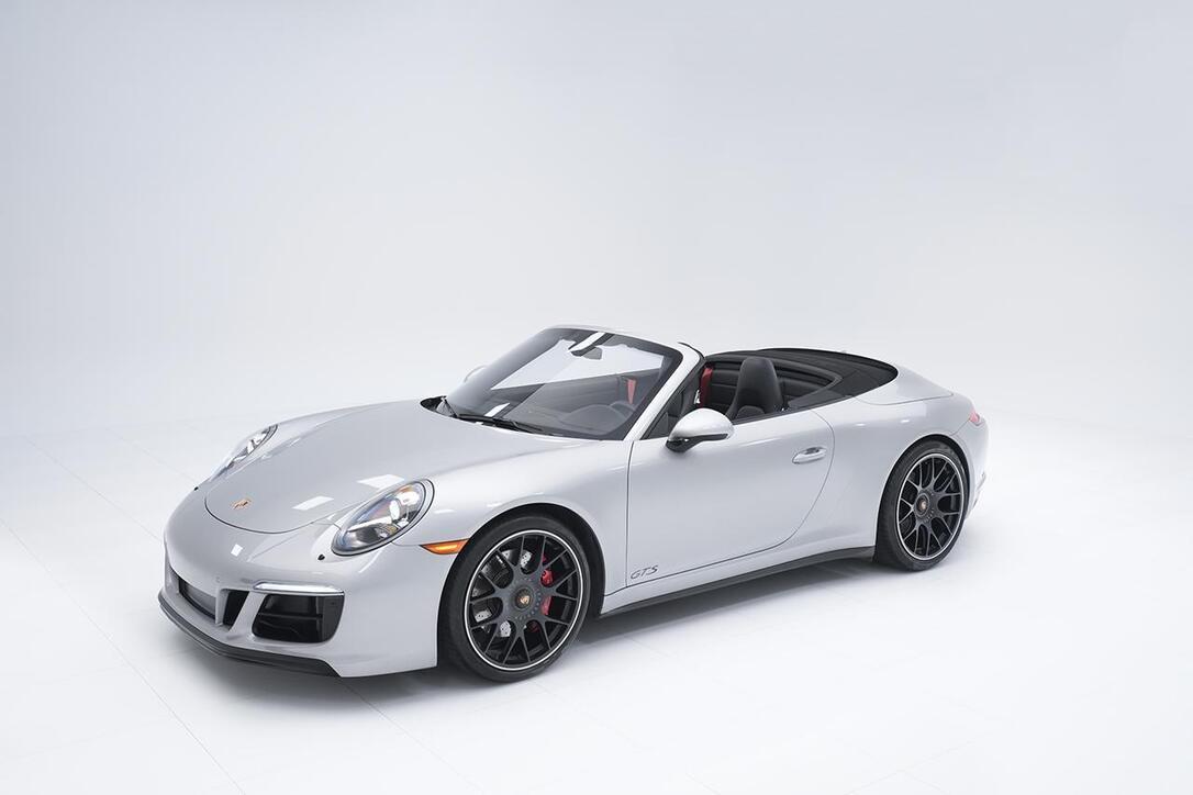 2017 Porsche 911 Carrera GTS Cab Pompano Beach FL