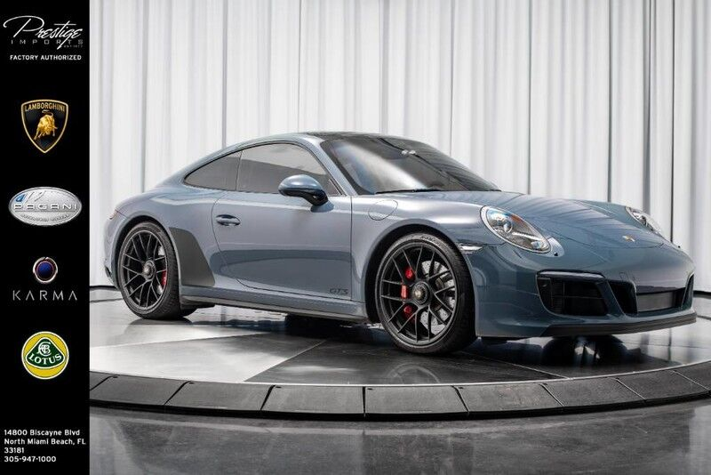 2017_Porsche_911_Carrera GTS_ North Miami Beach FL