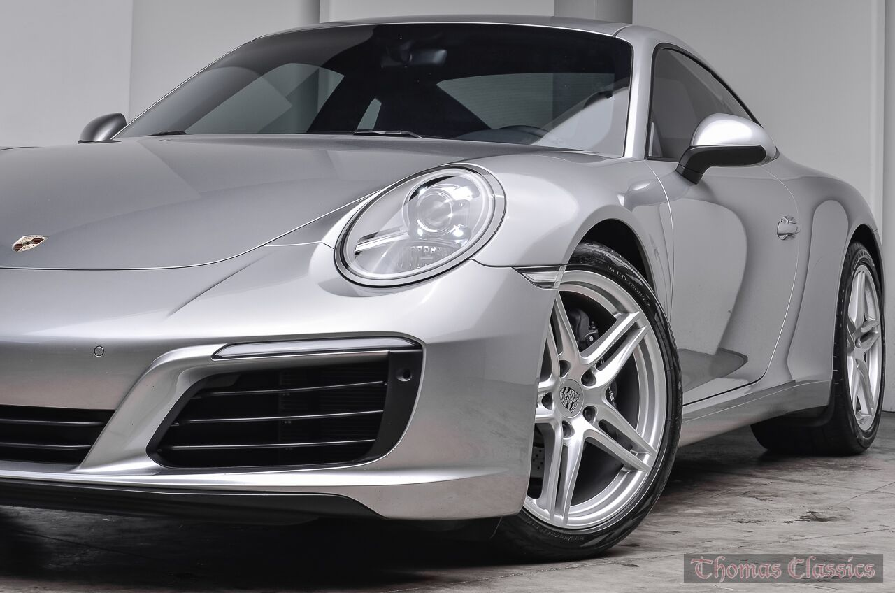 2017 Porsche 911 Carrera Manual TRANS Akron OH