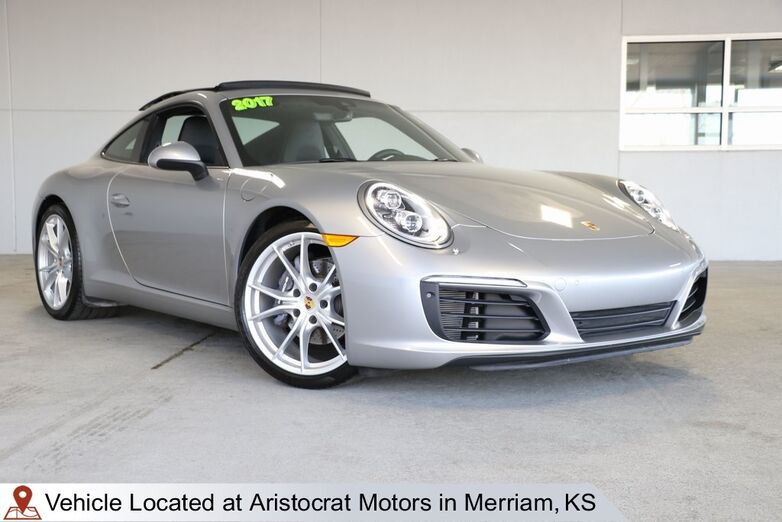2017 Porsche 911 Carrera Merriam KS