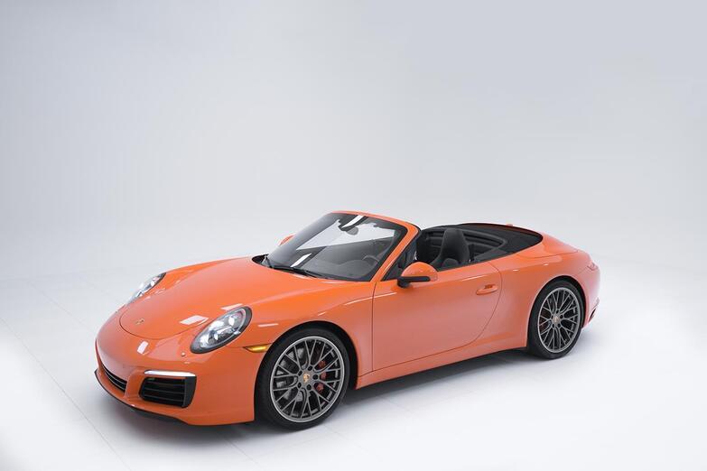 2017 Porsche 911 Carrera S Cab Pompano Beach FL